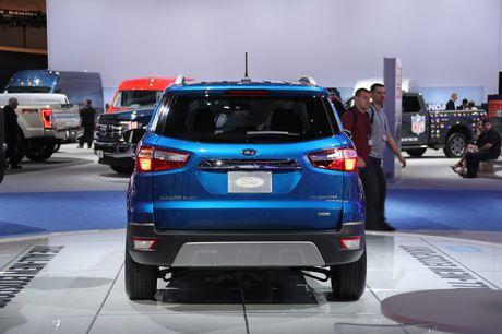 Ford EcoSport 2017 chinh thuc ra mat - Anh 5