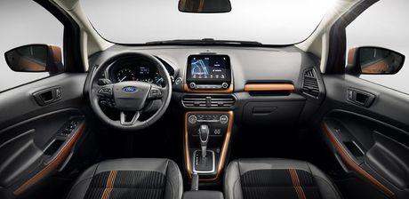 Ford EcoSport 2017 chinh thuc ra mat - Anh 6