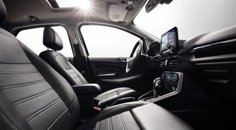 Ford EcoSport 2017 chinh thuc ra mat - Anh 7