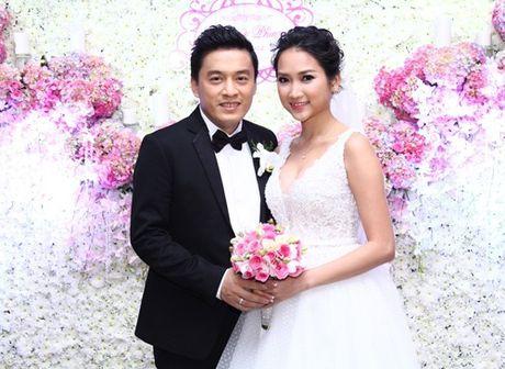 Sau 2 nam ket hon, vo Lam Truong da mang thai con dau long - Anh 2