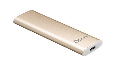 Ra mat o cung SSD gan ngoai Plextor EX1 toc do 500MB doc/ghi - Anh 1