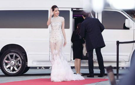 Hinh anh an tuong cua sao Viet truoc showbiz Han - Anh 4