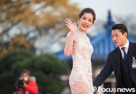 Hinh anh an tuong cua sao Viet truoc showbiz Han - Anh 9