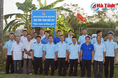 HUD ban giao hang muc cong trinh ho tro Truong MN Phuong My - Anh 4