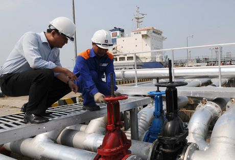 Petrolimex mua hon 3,1 trieu m3 xang dau tu Dung Quat - Anh 1