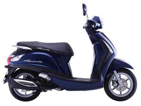 110.250 xe may Yamaha Nozza Grande nam trong dien thu hoi - Anh 1