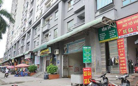 Ha Noi yeu cau cham dut kinh doanh tai can ho chung cu - Anh 1
