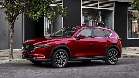 Mazda CX-5 ban lot xac 2017 hoan toan moi chinh thuc ra mat - Anh 1