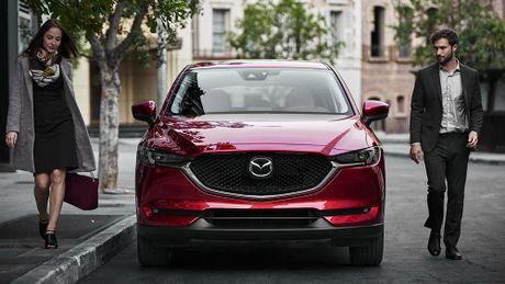 Mazda CX-5 ban lot xac 2017 hoan toan moi chinh thuc ra mat - Anh 2