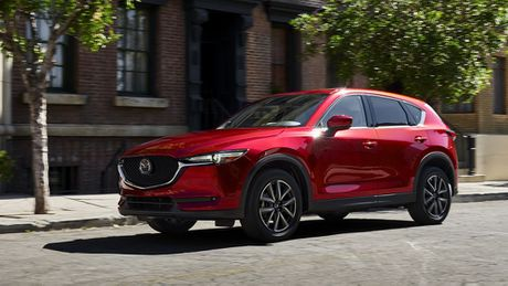 Mazda CX-5 ban lot xac 2017 hoan toan moi chinh thuc ra mat - Anh 3