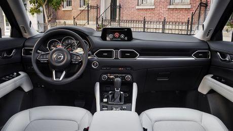 Mazda CX-5 ban lot xac 2017 hoan toan moi chinh thuc ra mat - Anh 6