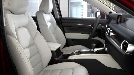 Mazda CX-5 ban lot xac 2017 hoan toan moi chinh thuc ra mat - Anh 7