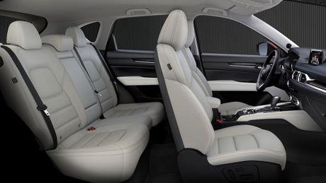 Mazda CX-5 ban lot xac 2017 hoan toan moi chinh thuc ra mat - Anh 8