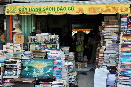 Co mot pho sach xua cu van tap nap giua Sai Gon may chuc nam - Anh 2