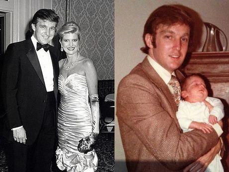 Donald Trump thoi tre: Gioi, dep trai, noi tieng khap truong - Anh 12