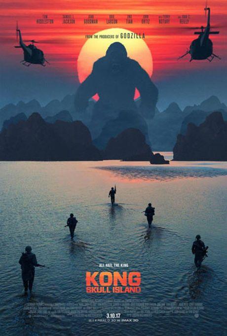 Linh My loi vinh Ha Long san King Kong trong bom tan moi - Anh 1