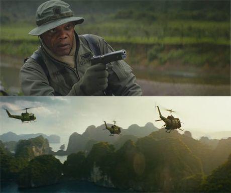 Linh My loi vinh Ha Long san King Kong trong bom tan moi - Anh 2