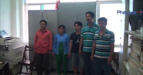TP HCM: Bat giu nhom nguoi truy sat truoc benh vien Tu Du - Anh 1