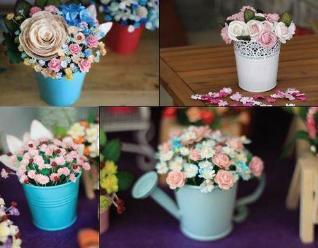 Thi truong hoa va qua tang 20/11: Qua tang handmade day y nghia tang thay co - Anh 3