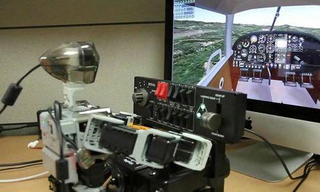 Robot thay the phi cong sap thanh hien thuc - Anh 1