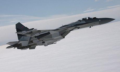 Nga chua chot hop dong ban tiem kich Su-35 cho Trung Quoc - Anh 1