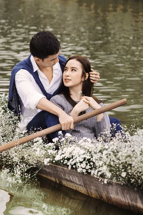 Angela Phuong Trinh e ap, diu dang ben 'soai ca' Vo Canh - Anh 3