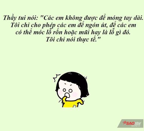 Nhung tinh huong kho do giua hoc sinh va thay co khien ban 'cuoi ra nuoc mat' - Anh 10