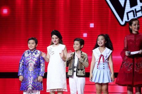 Nhat Minh - Milana: Cap doi 'de cung' nhat The Voice Kids nam nay - Anh 7