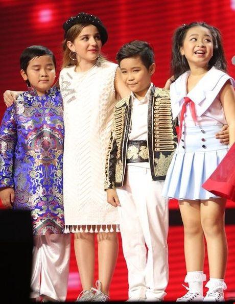 Nhat Minh - Milana: Cap doi 'de cung' nhat The Voice Kids nam nay - Anh 8
