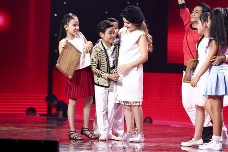 Nhat Minh - Milana: Cap doi 'de cung' nhat The Voice Kids nam nay - Anh 9