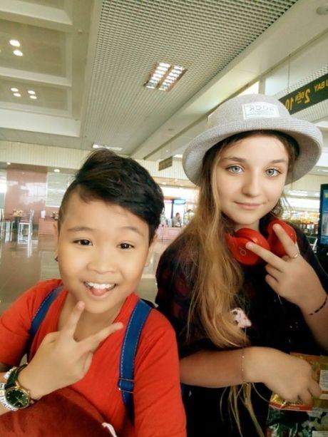 Nhat Minh - Milana: Cap doi 'de cung' nhat The Voice Kids nam nay - Anh 10