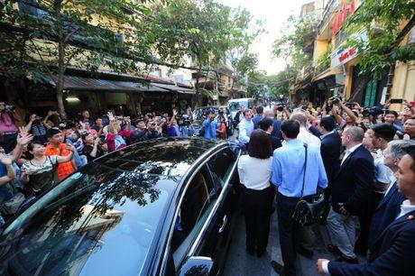 Sau Tong thong Obama, Hoang tu William 'gay bao' o Ha Noi - Anh 3