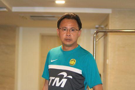 HLV Ong Kim Swee: 'Huu Thang la HLV noi se tot hon cho DT Viet Nam' - Anh 1