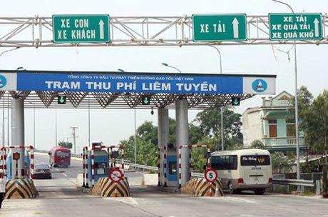 Siet kiem soat tai trong tren cao toc Cau Gie - Ninh Binh - Anh 1