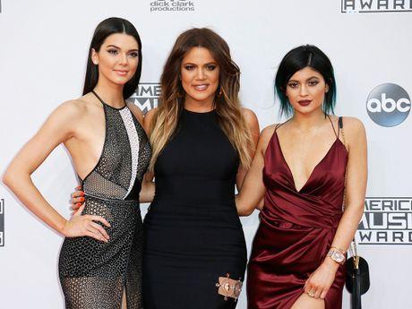Kim Kardashian dan dau top ngoi sao truyen hinh thuc te giau nhat 2016 - Anh 2