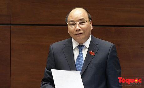Thu tuong: 'Khong su dung tien thue cua dan de bu cho cac du an thua lo' - Anh 1