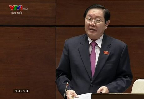 Chuyen 'tay dinh' o Bo Xay dung chua duoc tra loi - Anh 1