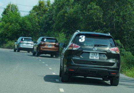 Mot ngay 'hanh xac' thu vi cung Nissan X-Trail - Anh 2