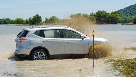 Mot ngay 'hanh xac' thu vi cung Nissan X-Trail - Anh 3