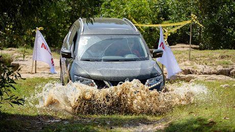 Mot ngay 'hanh xac' thu vi cung Nissan X-Trail - Anh 4