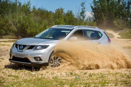 Mot ngay 'hanh xac' thu vi cung Nissan X-Trail - Anh 7