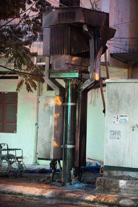 No tram bien ap o Ha Dong (Ha Noi), nam nguoi thuong nang - Anh 1