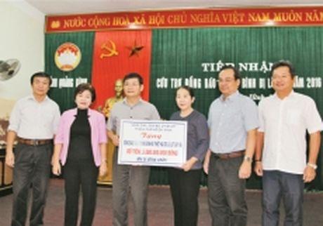 Noi guong Bac, lam loi cho dat nuoc, xa hoi - Anh 1