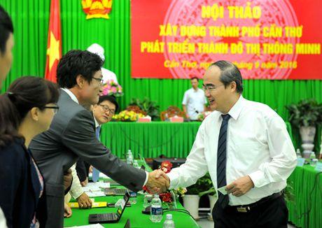 Do thi thong minh - khong the cho doi - Anh 1