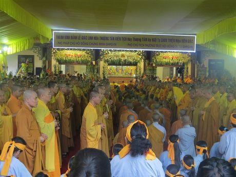 Bai biet Hoa thuong Thich Chon Thien - Anh 1
