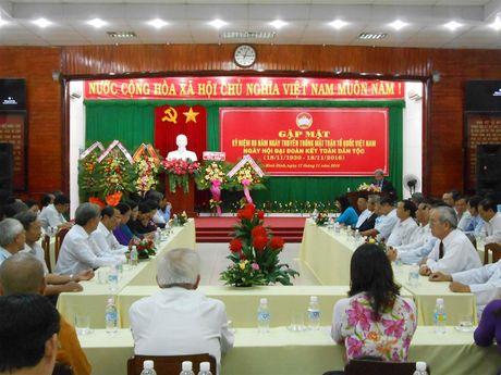 Binh Dinh: Ky niem 86 nam Ngay truyen thong MTTQ Viet Nam - Anh 3