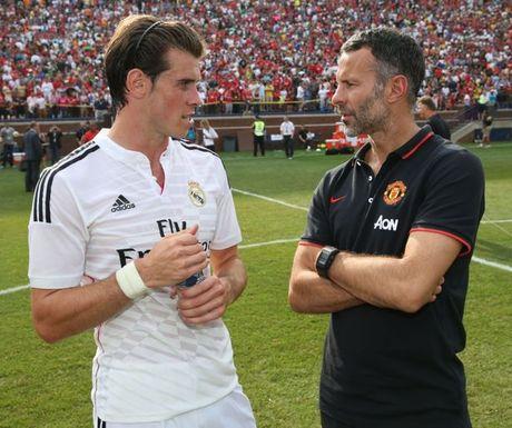 Gareth Bale khong coi Ronaldo la dong doi tot nhat - Anh 1