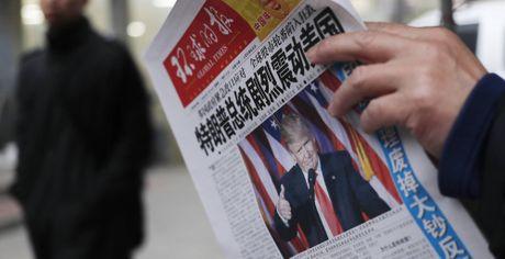 Thuong hieu Trump - suc hut kho cuong voi Trung Quoc - Anh 1