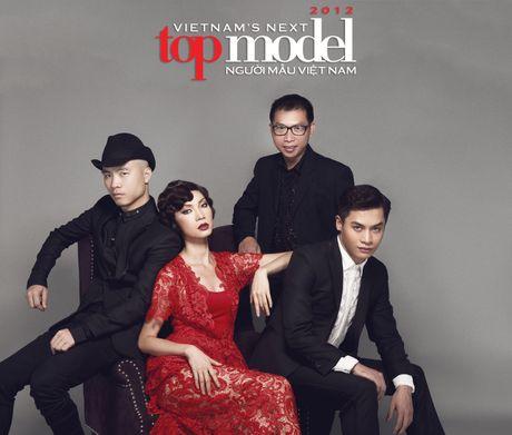 Do Manh Cuong am chi nha san xuat Next Top Model vien vong - Anh 1