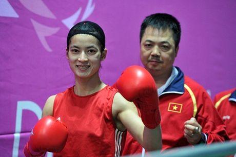 Chuyen cac nu vo si boxing Viet - Anh 2